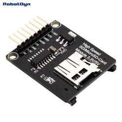 RobotDyn modulo SD ad alta velocità + MicroSD-card