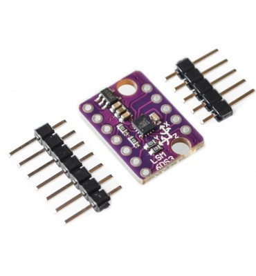 LSM6DS3 Sensor 6 DOF 3-axis accelerometer and 3-axis gyroscope