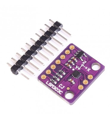 LSM303C Sensor 6 DOF 3-axis accelerometer and 3-axis gyroscope
