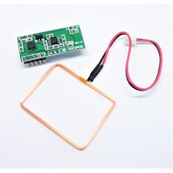lecteur RFID 125Khz RDM6300 EM4100 RFID module UART