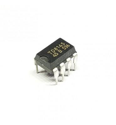TDA8145 Circuit de correction E-W DIL08 DIP-8