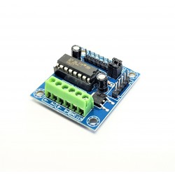 Mini 4-Channel Motor Drive Shield L293D Exp Board Module