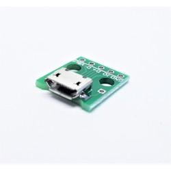 MICRO USB DIP Connettore femmina 5 pin B Soudé modulo Arduino