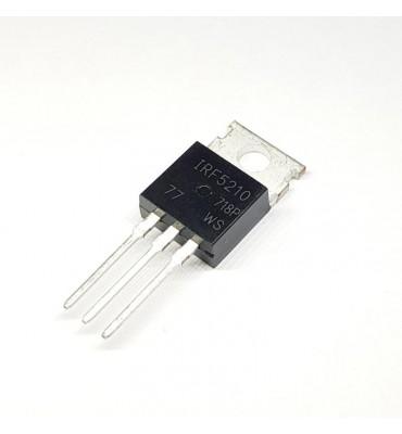 Transistor IRF5210, 100V 40A MOS-P-FET-e TO220