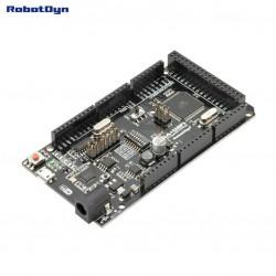Carte RobotDyn MEGA+WiFi R3 ATmega2560+ESP8266, flash 32Mb, USB-TTL CH340G, Micro-USB