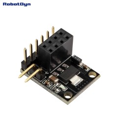 RobotDyn Socket adapter for NRF24L01, with regulator 3.3V