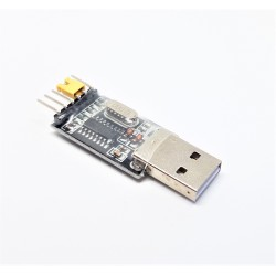 USB To RS232 TTL CH340G convertisseur Module Adapter idem Pl2303 CP2102