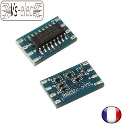 Mini-RS232 zum TTL-Konverter-Modul MAX3232