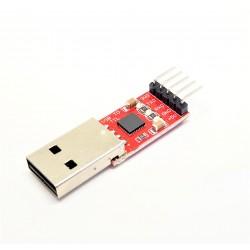 CP2102 USB 2.0 a UART TTL convertitore seriale Modulo 5PIN
