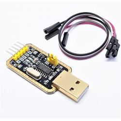 CH340G RS232 al módulo de CH340 TTL en lugar de PL2303