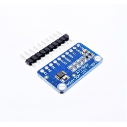 ADS1115 módulo I2C 16-bit ADC 4 canales con Amplificador de ganancia RP _