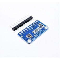 ADS1115 I2C-Modul 16-Bit-ADC 4 Kanäle mit Gain Amplifier RPi