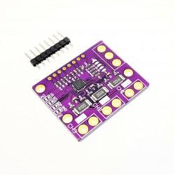 Canales 3 módulos I2C INA3221 mediciones de corriente de voltaje de potencia Re INA219