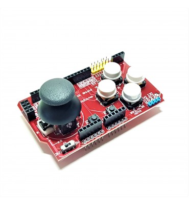 Joystick Shield Card v1.2 per Arduino compatibile
